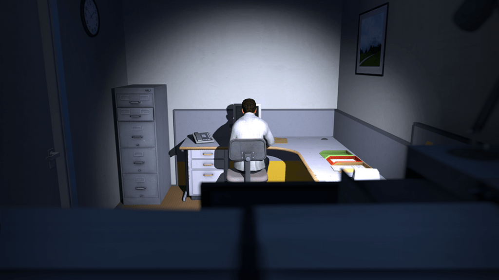 Angeschaut: The Stanley Parable