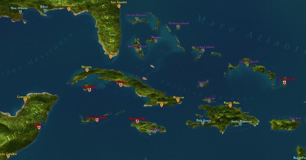 Caribbean!.