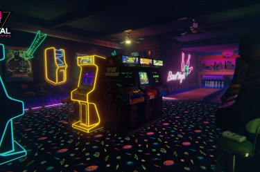 New RetroArcade