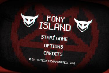 pony island header