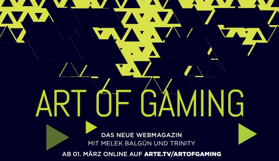Arte präsentiert: ART OF GAMING