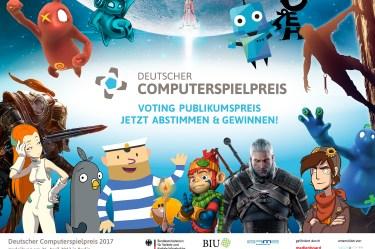 Deutscher Computerspielpreis 2017