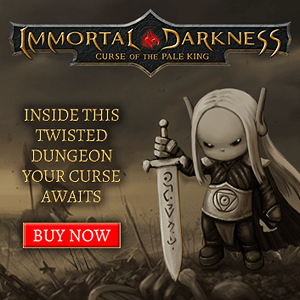 Immortal Darkness Ad