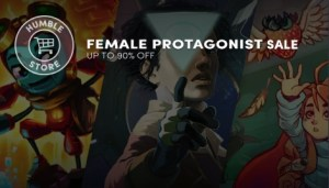 Humble Bundle Female Protagonist Sale