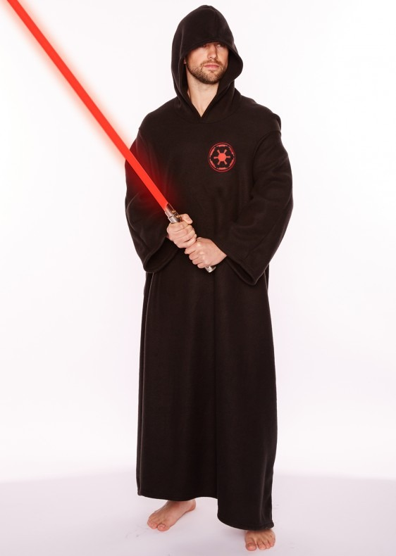 f0050be49e Star Wars – Galactic Empire Fleece Lounger with woven badge and Hood Adult  One Size (Loungers)