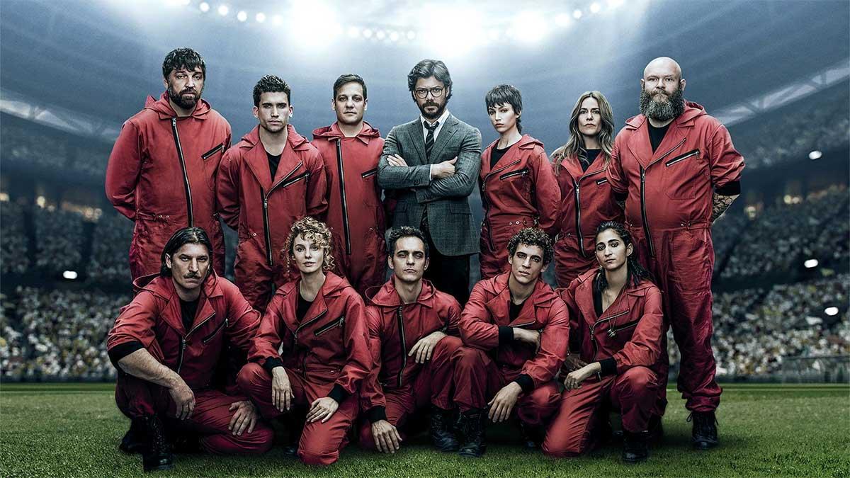 La Casa de Papel tendr una quinta temporada