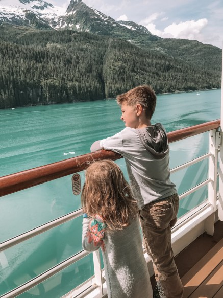 Indie Kin Guide to Disney Cruise Alaska