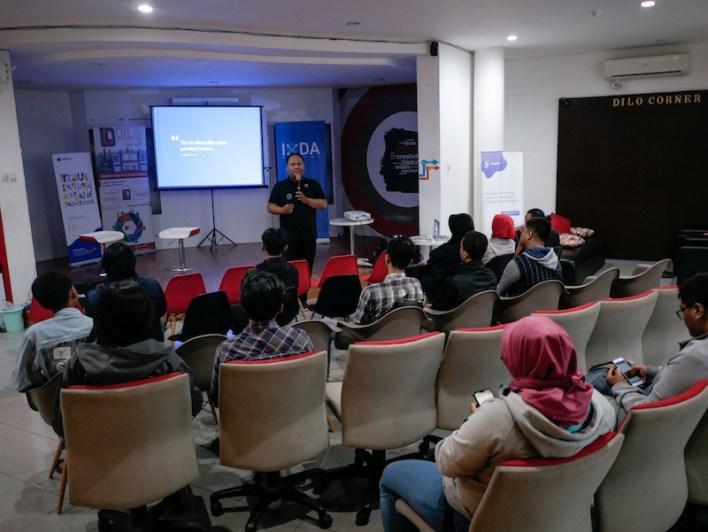 CangkrUXan IxDA - Indiekraf via Fadly DILo Malang