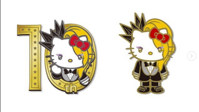 Photo of Yoshikitty Siap Kalahkan Kepopuleran Hello Kitty