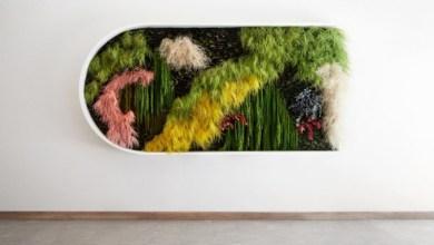 Desain interior green wall art yang cocok untuk rumah atau kantor (Foto via www.archify.com)