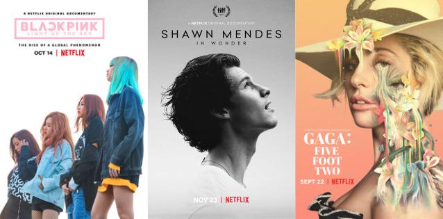 Film dokumenter tentang musik di Netflix (Foto via wikipedia.org)