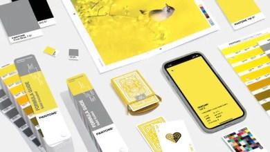 Pantone color of the year 2021 (Foto via www.pantone.com)