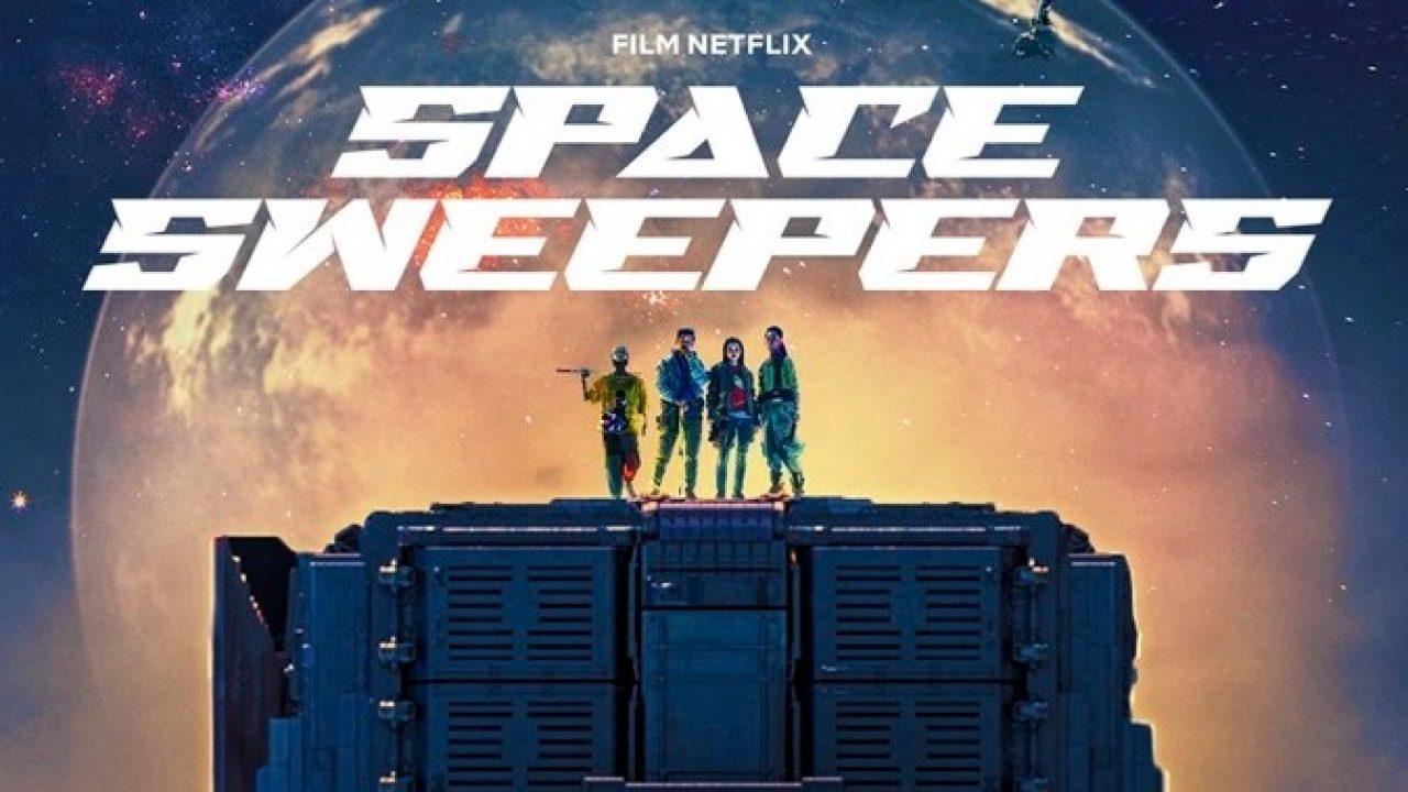 Sosok Anak Bangsa Terlibat di Film Space Sweepers