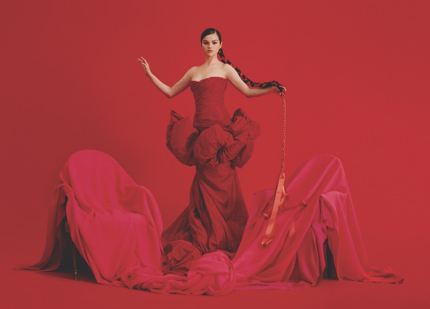 Poster EP Revelación Selena Gomez (Foto via Twitter @selenagomez)