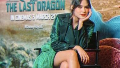 Raisa Nyanyikan Soundtrack Disney 'Raya and The Last Dragon'