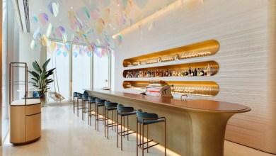 Resto Le Café V (Courtesy of Louis Vuitton)