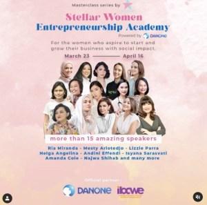 Stellar Women Entrepreneurship Academy: Dukungan untuk Perempuan Indonesia