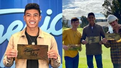 Dzaki Sukarno berhasil dapatkan golden ticket di American Idol 2021 (Foto via Instagram @dzakisukarno)