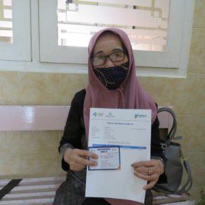 Vaksinasi Lansia di Malang Akan Dilakukan Lewat Drive-Thru