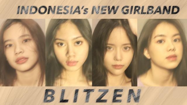 Blitzen segera debut, warna baru musik Indonesia (Foto via YouTube TO THE CLOUDS Entertainment)