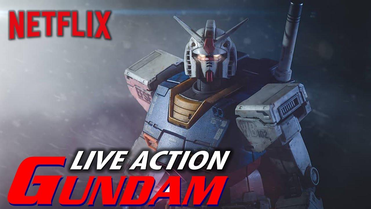 Gundam Live-Action Hadir di Netflix, Kapan Tayang?