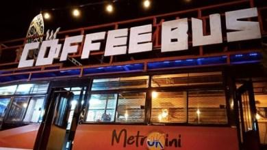 Metrokini Coffee Bus: Sulap Metromini Bekas Jadi Kafe