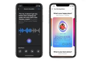Facebook siap rilis aplikasi Soundbites (Foto via Facebook)