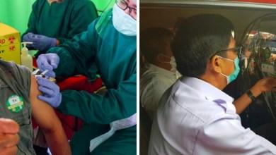 Vaksinasi Mitra Gojek Terbesar Berhasil Digelar di Jakarta!