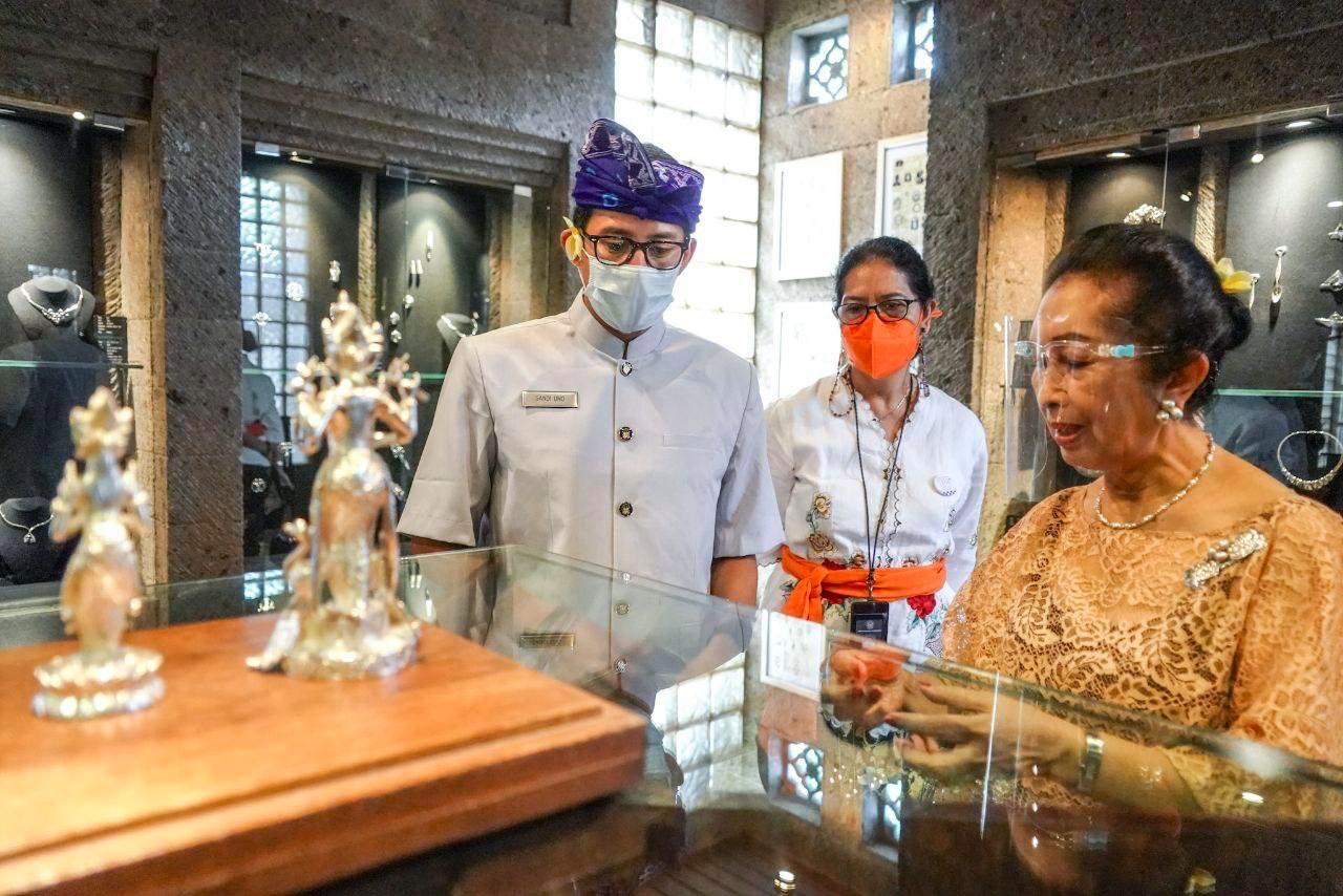 Wisata Edukasi di Bali Dapat Dorongan dari Kemenparekraf
