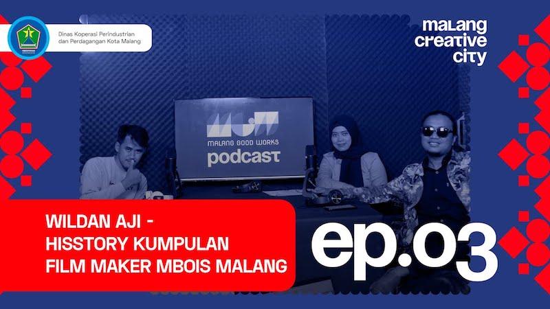 Koperasi Film bisa membantu perkembangan industri kreatif film di Kota Malang