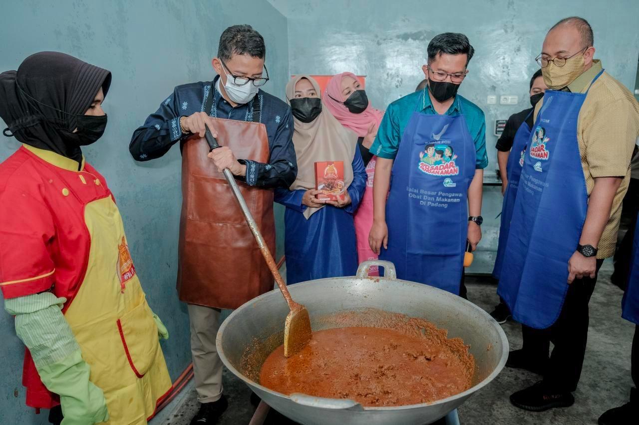Indonesia Spice Up The World: Buka Peluang Indonesia di Kuliner Dunia