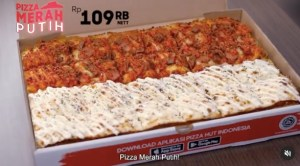 Pizza Merah Putih: Cara Pizza Hut untuk Rayakan Kemerdekaan