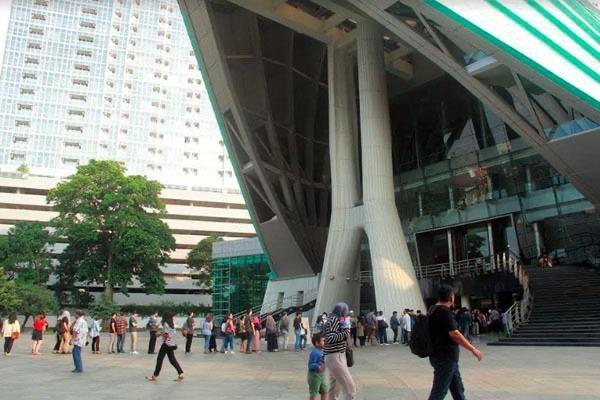 Wisata Urban Cikini: Wajah Baru Jakarta