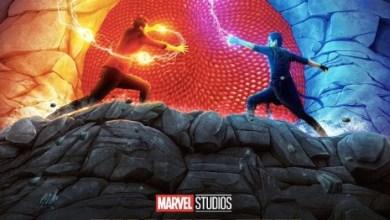 Film Shang-Chi 'Kalahkan' Black Widow Jadi Film Terlaris Tahun Ini!