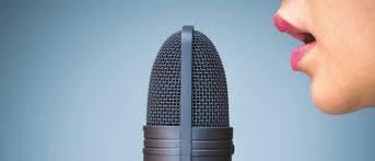 ASMR microfono e voce, esempio di soft-whispering
