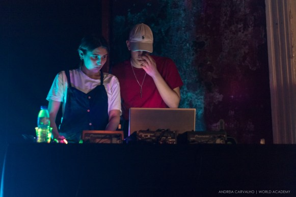 Day 1, Indie By Night, DJ Meias (dj set) + Performance de Guilherme Leal