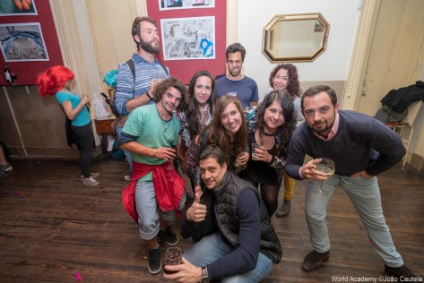 Equipa do IndieLisboa International Film Festival sob o signo do épico Studio 54