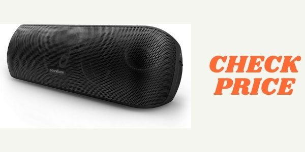 Soundcore Motion+ Bluetooth Speaker with Hi-Res 30W Audio
