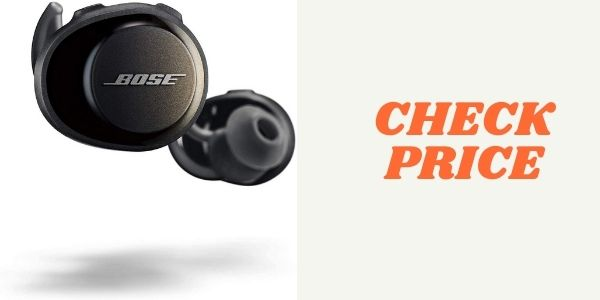 Bose SoundSport Free True Wireless Earbuds for Sports and Workouts