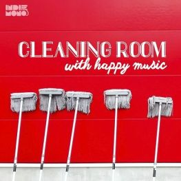 Cleaning Room · With Happy Music