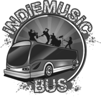 Indie Music Bus Logo Gray Major Changes