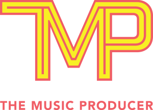 The Music Producer Logo