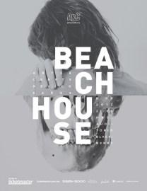 Flyer: Beach House en el Auditorio Blackberry