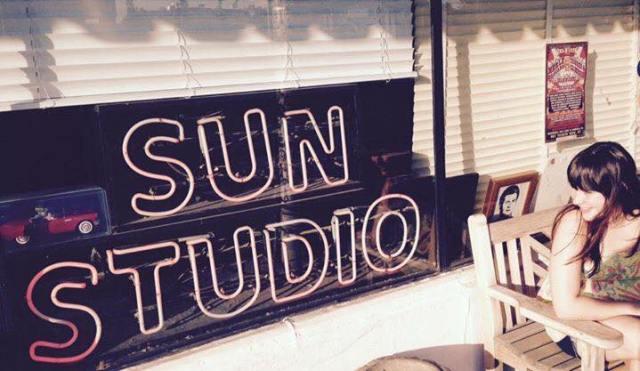 Danielle Lee at Sun Studio