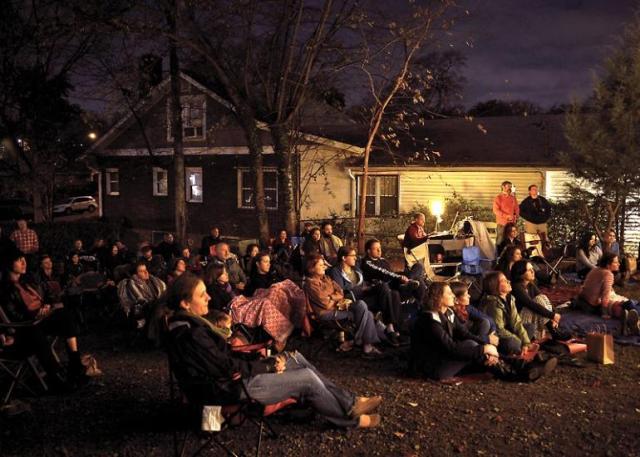 host a house concert