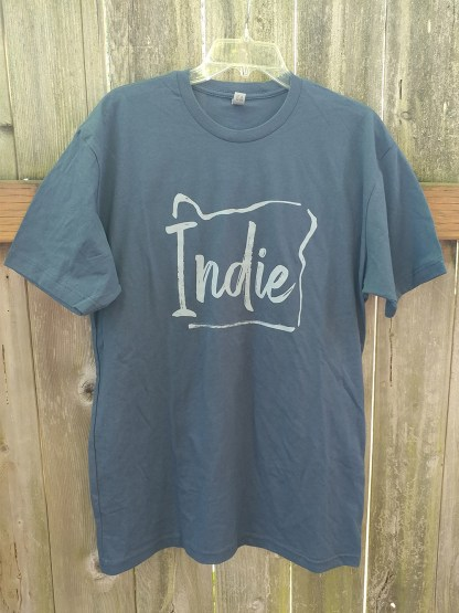 Crew Neck Tshirt - Indie Oregon