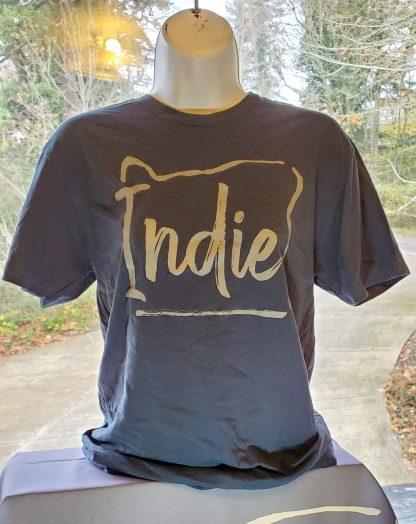 Indie Crew Neck Tee