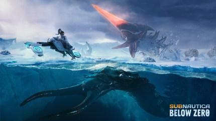 Subnautica: Below Zero erscheint am 14. Mai mit finalem Seaworthy-Update für PC und Konsolen