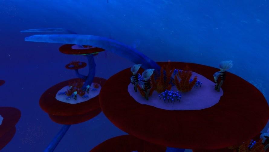 Subnautica Below Zero Kolossqualle Wickelpilz