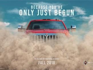 Navistar lanza su nueva CV International para competir con los grandes como Ford